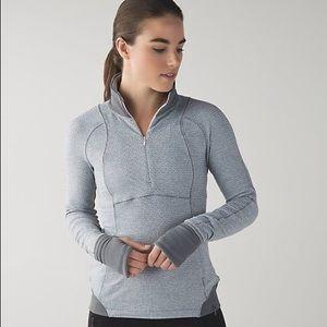 Lululemon Runderful 1/2 Zip Pullover Jacket